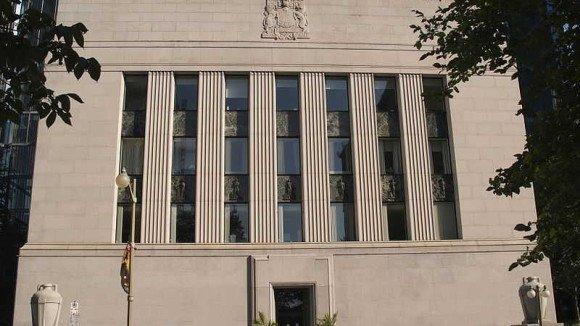 Edificio del Banco de Canada